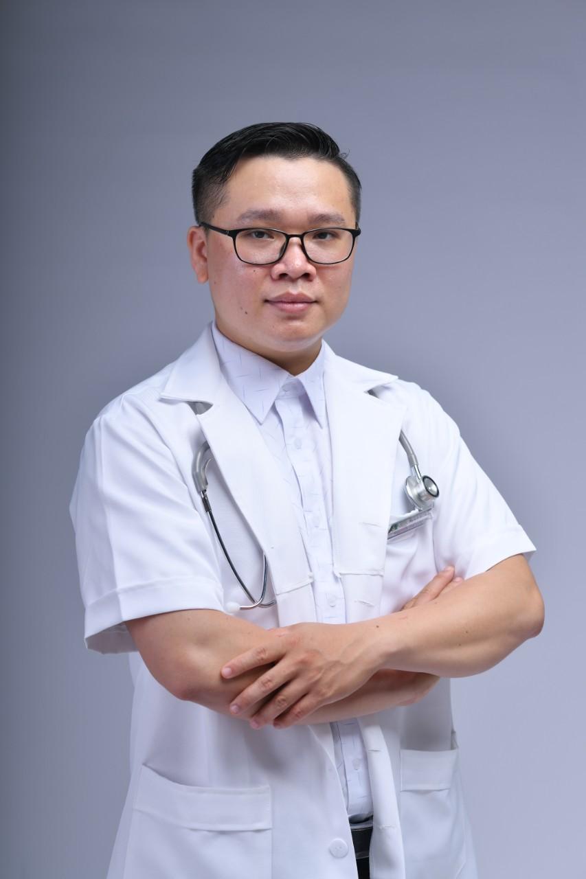 Bác sĩ NGUYỄN THẾ LƯU