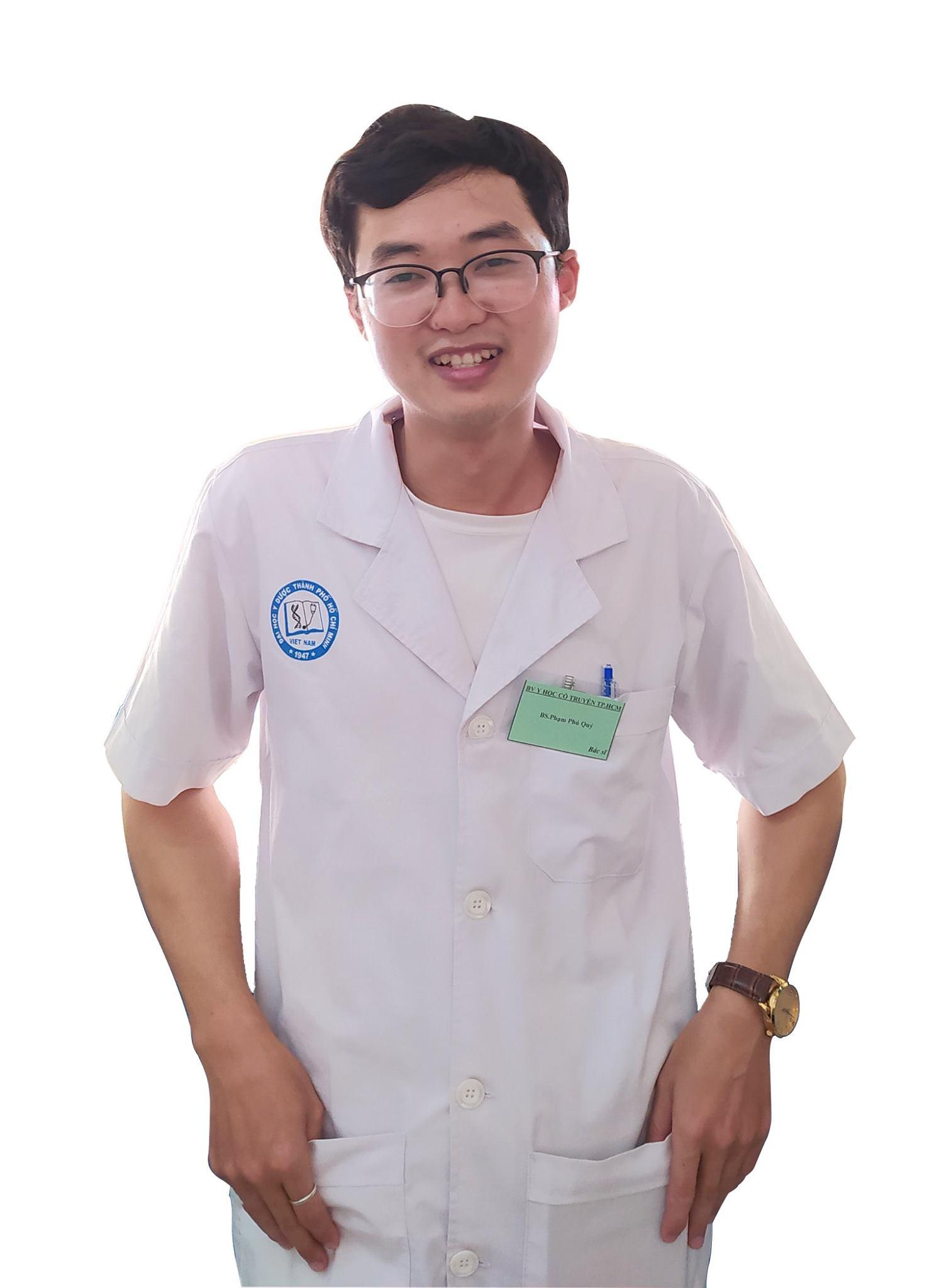 Bác sĩ PHẠM PHÚ QUÝ