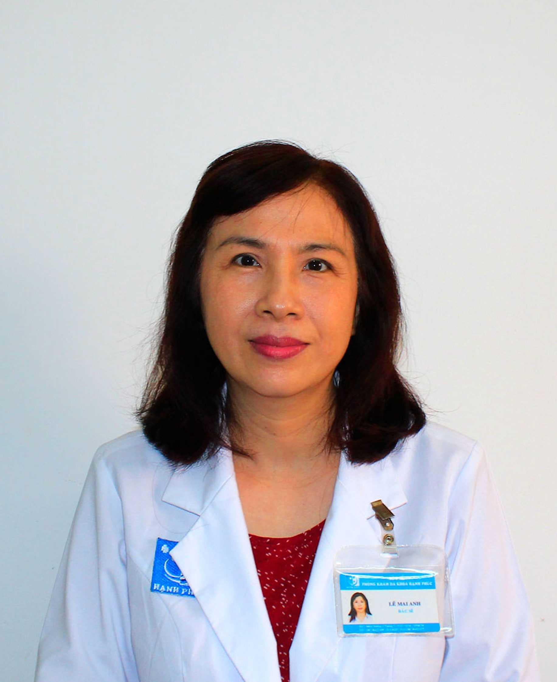 Bác sĩ LÊ MAI ANH