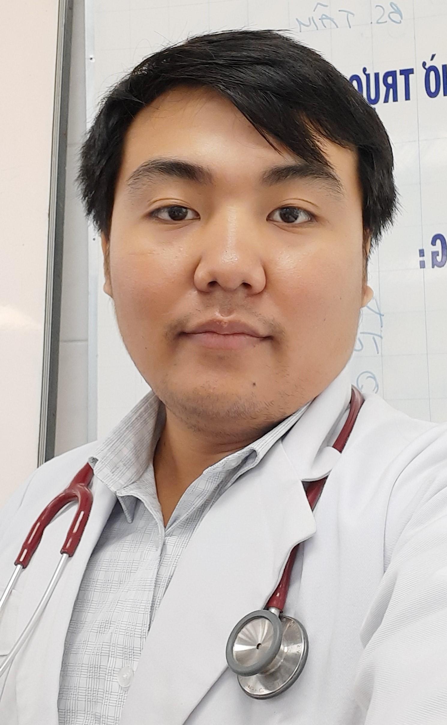 Bác sĩ NGUYỄN ĐOÀN TRỌNG NHÂN