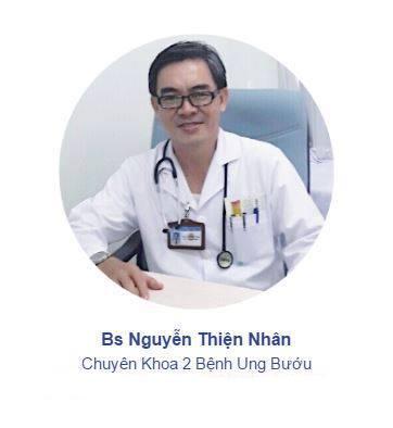 Bác sĩ CK II NHIÊU QUANG THIỆN NHÂN