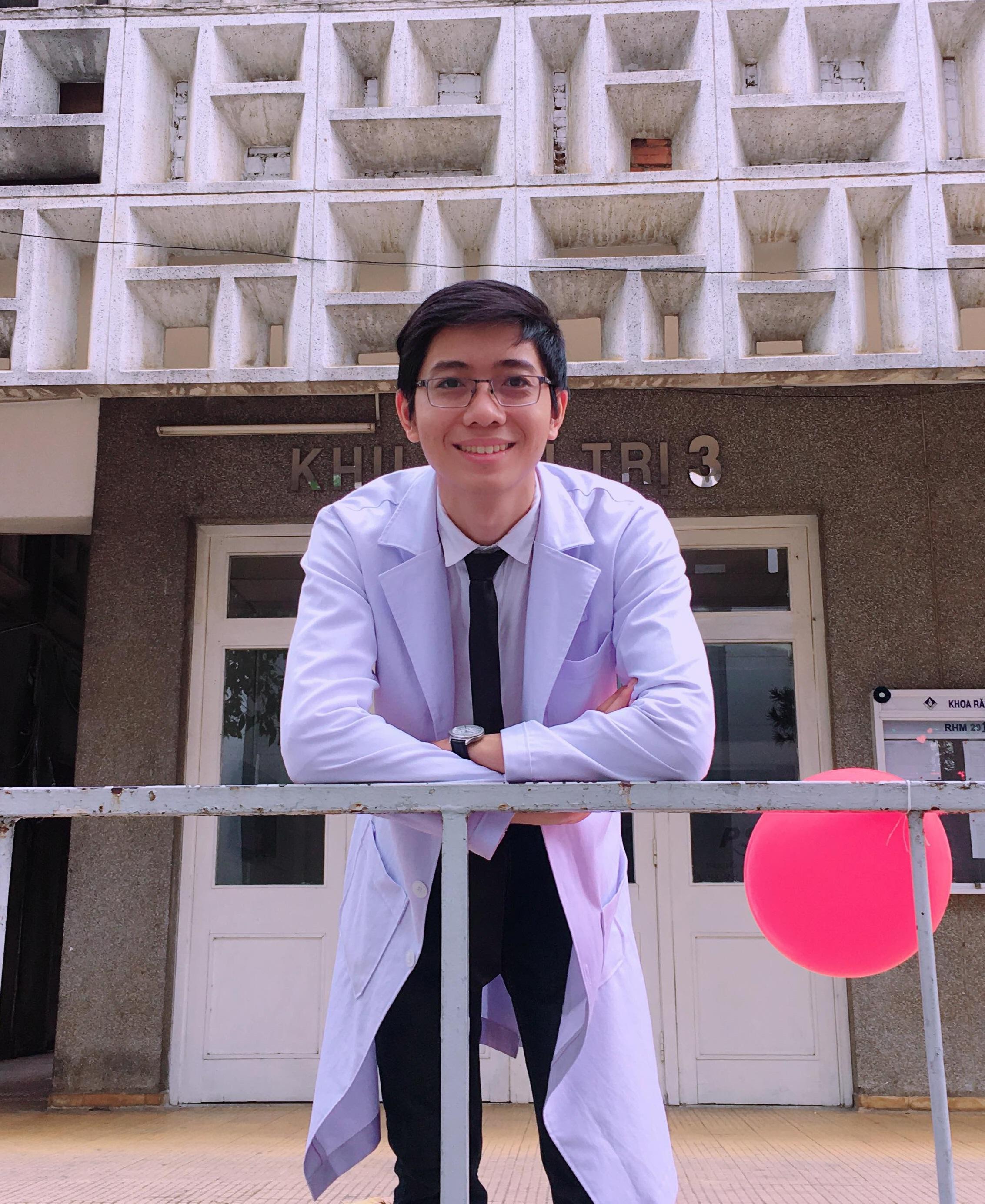 Bác sĩ Nguyễn Huỳnh Thanh Thiên