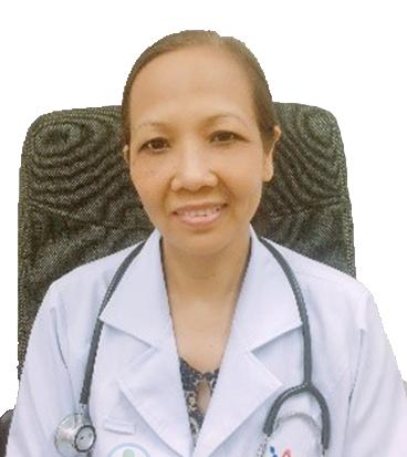 Bác sĩ Chuyên khoa I PHẠM THỊ Á
