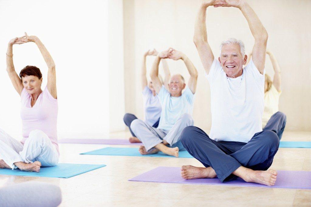 Tăng huyết áp: Các bài tập yoga hỗ trợ huyết áp (Phần 2)