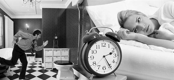 Tiểu đêm nhiều lần: Nguyên nhân và cách phòng ngừa.