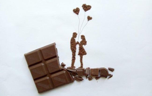 Lợi ích cho sức khoẻ của sôcôla đen: Món quà tình yêu tuyệt vời!