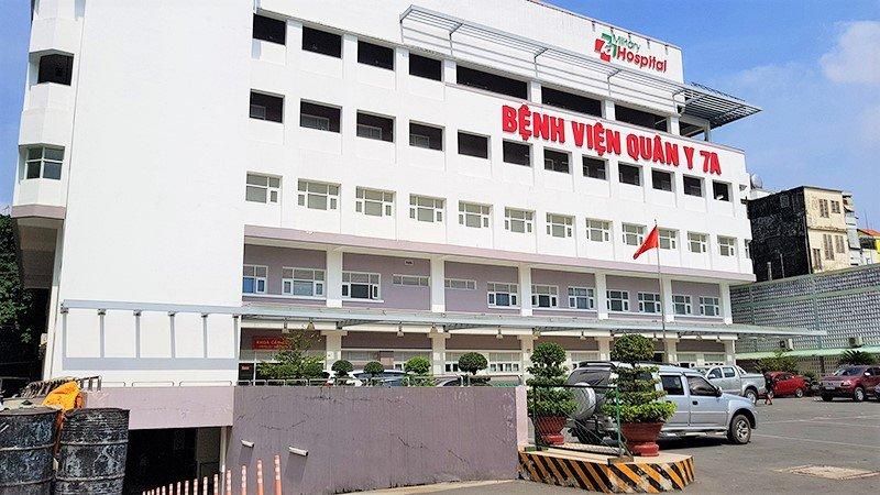 Khám chữa bệnh tại bệnh viện Quân Y 7A và bệnh viện Phụ sản An Đông như thế nào?