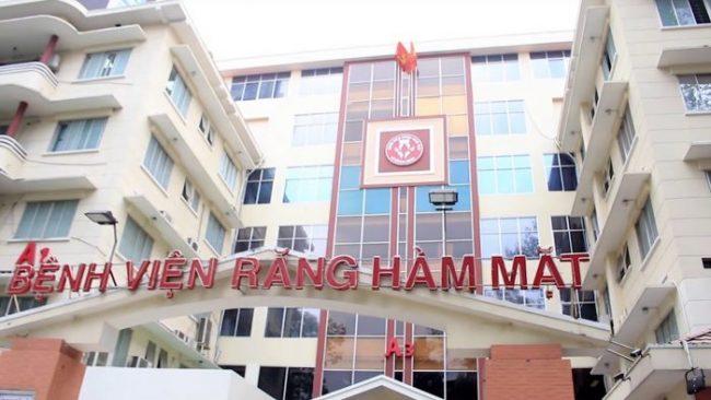 Những dịch vụ y tế tại Bệnh viện Răng Hàm Mặt Tp. HCM: bạn đã biết chưa?