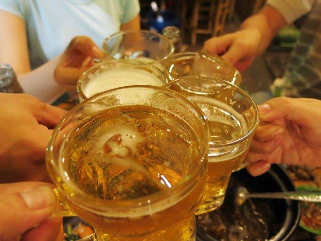 Rượu bia và những tác hại (Phần 1)