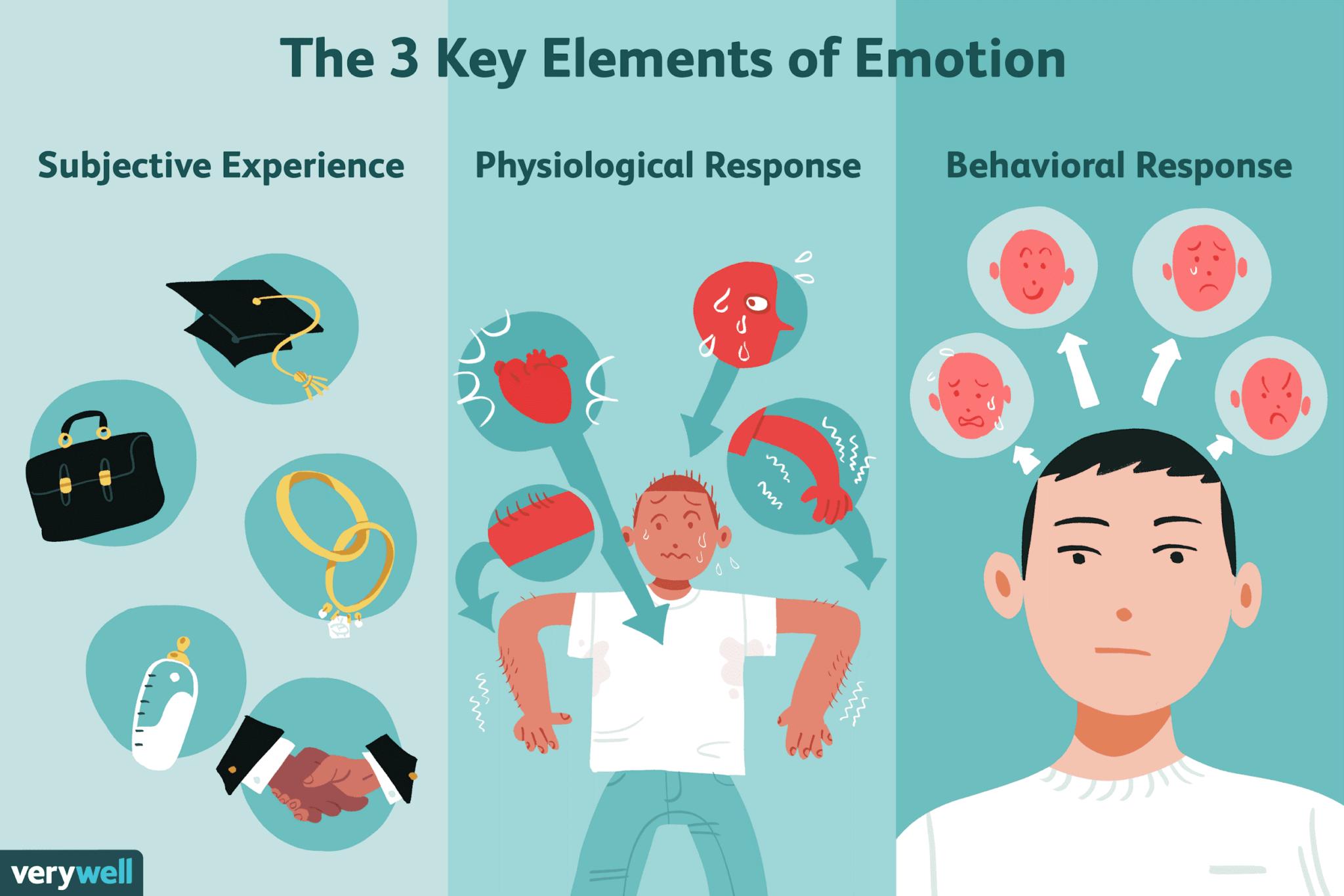 Góc nhìn tâm lý học về cảm xúc (Phần 2)