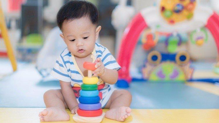 Dạy Trẻ về cách chơi