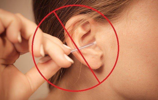 Dị vật trong tai 5