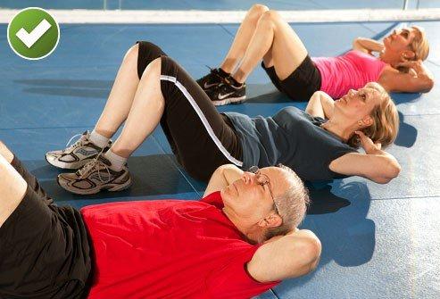 bài tập giảm đau lưng 1