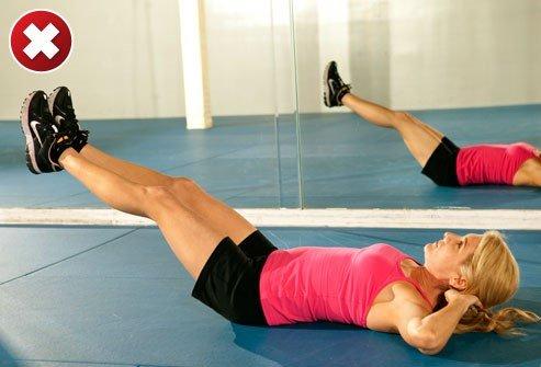 bài tập giảm đau lưng 10