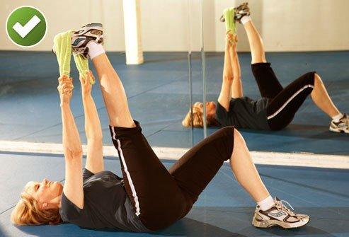 bài tập giảm đau lưng 2