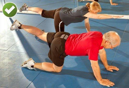 bài tập giảm đau lưng 6