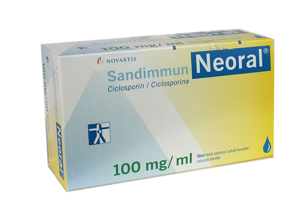 Thuốc Sandimmun Neoral