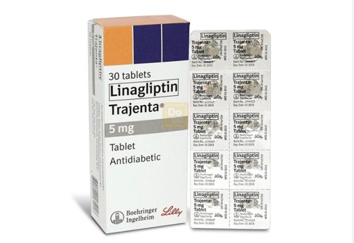 thuốc Trajenta