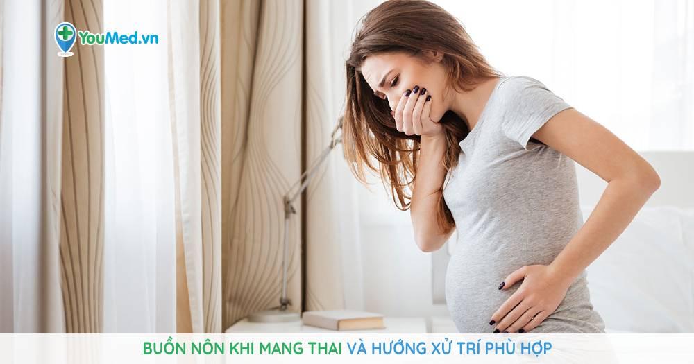 Buồn Non Khi Mang Thai Va Hướng Xử Tri Phu Hợp Youmed